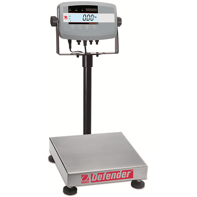 Ohaus Defender 5000 Bench Scale (D51P25QR1) (80501155) FREE 3 Year Warranty