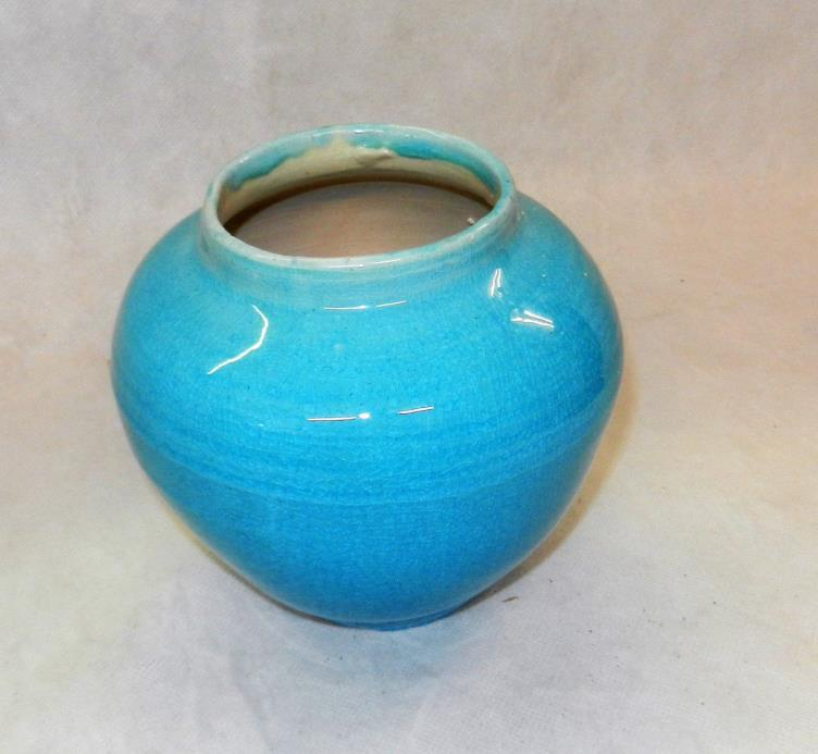 Pisgah Forest North Carolina Pottery Vase 6
