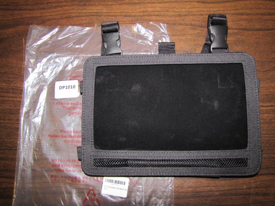 Dr J 10.5 Inch Car Headrest DVD Bag Holder for Swivel & Flip Style DVD Players
