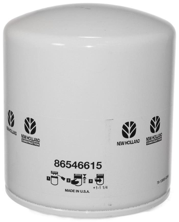 New Holland Engine Oil Filter Part # 86546615