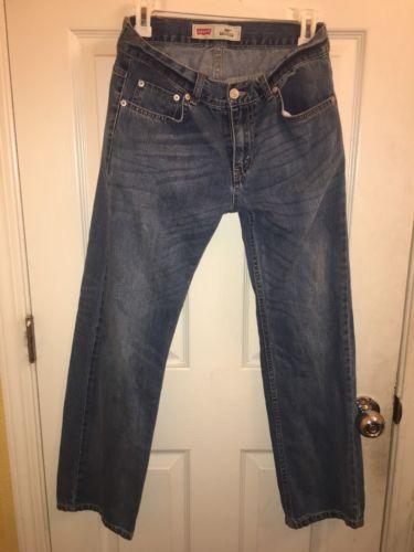 Levi's 505 Regular fit Size 14 regular 27x27??
