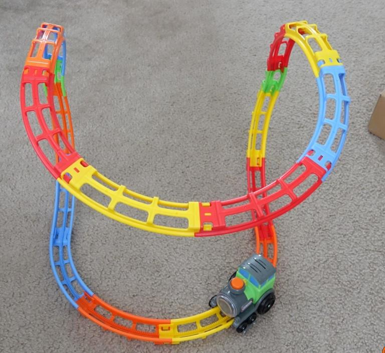 Little Tikes Train Replacement Parts : Little tikes ride on train for sale classifieds