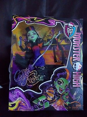 New Monster High Casta Fierce Doll in Box