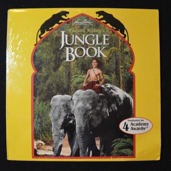 JUNGLE BOOK  (1942) Rudyard Kipling