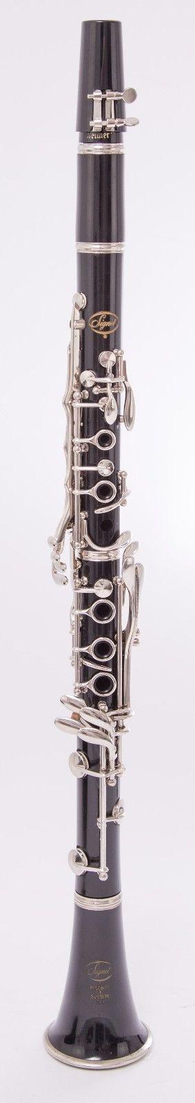 Signet 114 Plastic Clarinet, Used #taylormusic
