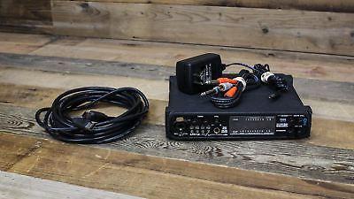 MOTU UltraLite FireWire Interface w/Cables - Ultra Lite MK1 A/D D/A U086993
