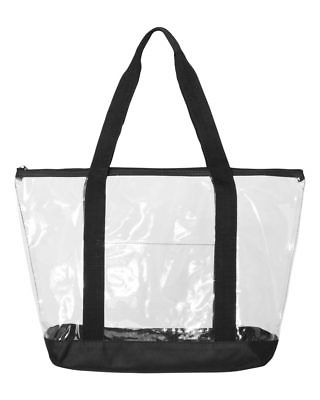 Liberty Bags -  Large Clear Tote-7009