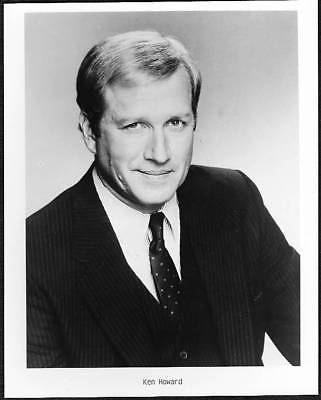 KEN HOWARD - Circa 1970s 8x10 TV Promo Photo