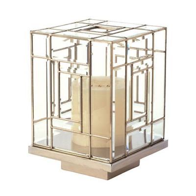 Dimond Home Glass Hurricane 16-Inch Candle Holder - 444001