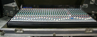 SoundTracs M-Series VIntage Analog Mixing Console with Road Case - FOR PARTS