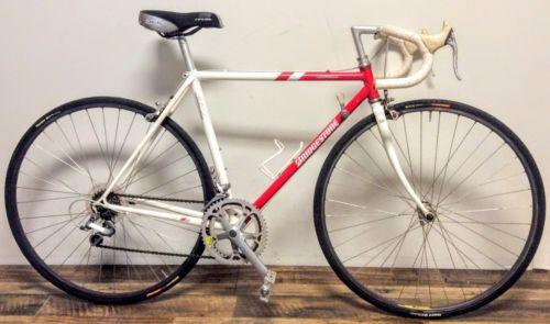 Vintage Bridgestone Synergy Racing Road Bike- 52 cm Frame- 14 Speed