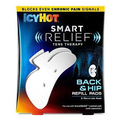 IcyHot Smart Relief TENS Therapy Back Refill Pads, 2 ea