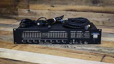 Motu 896 8-Channel Recording Interface w/Cables - 896mk1 mk1 U087051