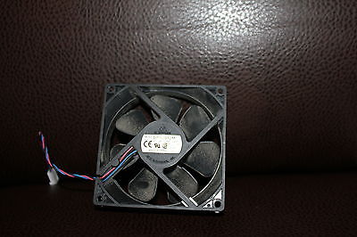 DELL VOSTRO 200 400 INSPIRON 530 531 CHASSIS COOLING FAN MODEL DSB0912M