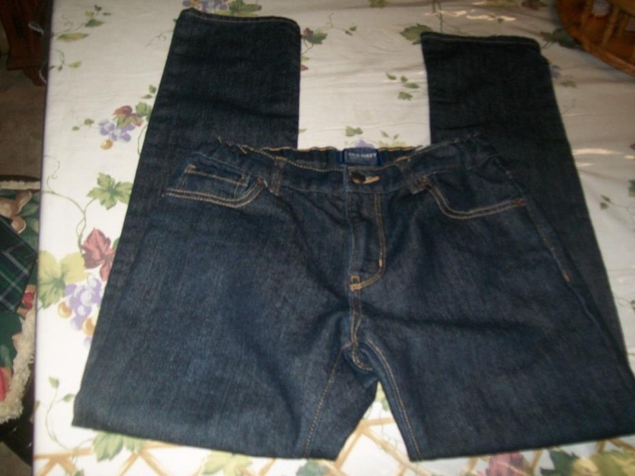 Old Navy Skinny Jeans Size Boy's 14 EUC