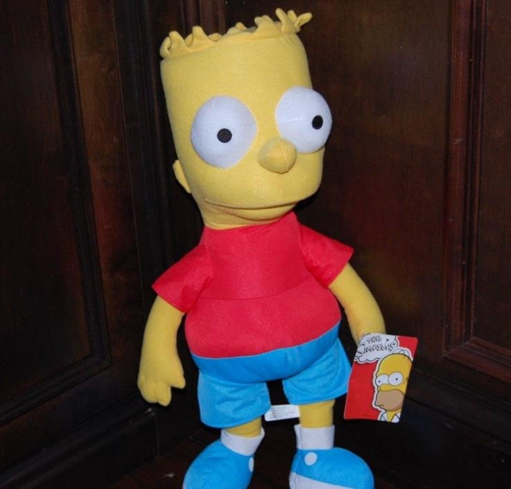 THE SIMPSONS BART BY TOY FACTORY 20