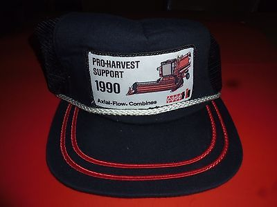 Pro Harvest Support Case IH 1990 Axial Flow Combine Hat  (NOS)