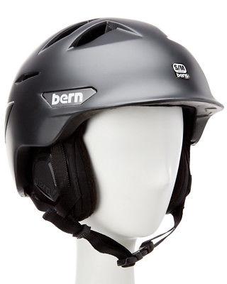 Dnu Bern Men's Kingston Ski Helmet, L/Xl