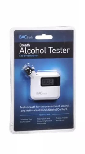 BACtrack S35 Breathalyzer Portable Breath Alcohol Tester. FREE SHIPPING
