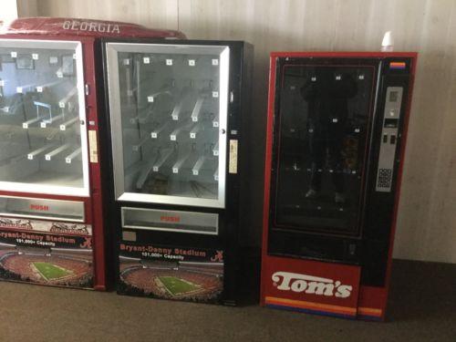 vintage candy machine