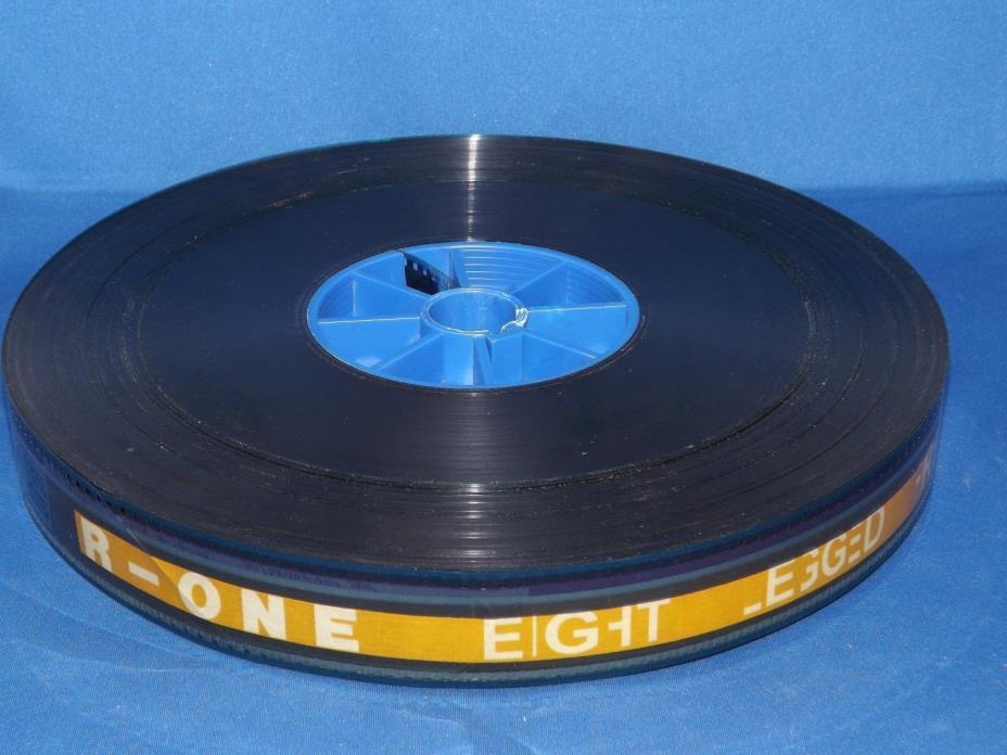 Eight Legged Freaks 35mm Film Reel (Reel 1 Only)