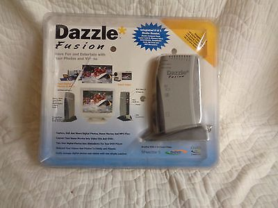 Dazzle Multimedia DM-20000 Dazzle Fusion All in One Video NEW