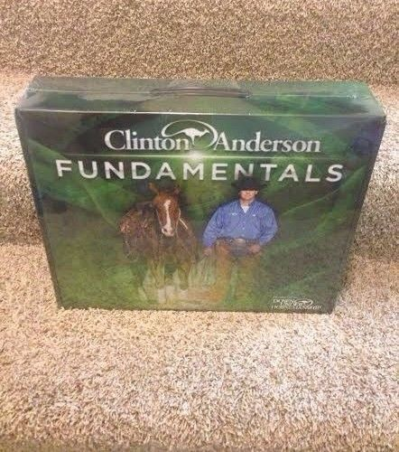 Clinton Anderson Fundamentals Training Kit ~New~