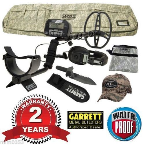 Garrett AT Pro Diggers Special Metal Detector All Terrain 100% Water Submersible