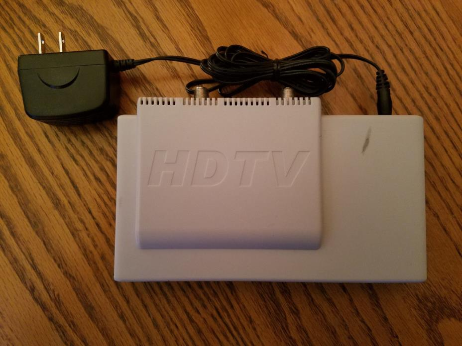 Silicon Dust HD Homerun HDTV Dual ATSC Tuner HDHR-US ~WORKS GREAT WITH WINDOWS 7