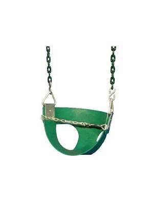 Half Bucket Swing - Green [ID 6198]