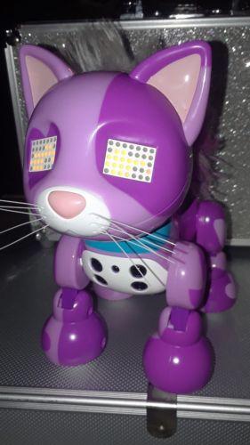 Zoomer Meowzies Viola Interactive Kitten Kitty Cat