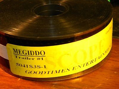 35mm Film Movie Scope Trailer Megiddo