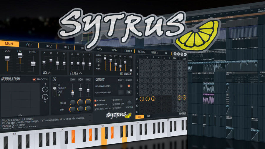 3866 preset pack for Image Line SYTRUS Vst