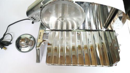 Rival electric food slicer model 1030v5 125W