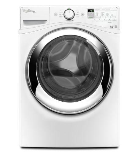 New Whirlpool Duet WFW87HEDW Washer White