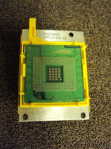 Used Working Intel XEON 2.4GHz SL6EP Processor w/ Heat Sync