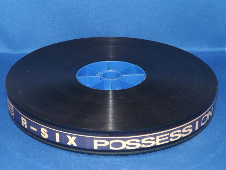 Possession  (2002)  35mm Film Reel (Reel 6 Only)