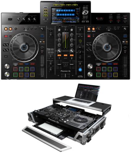 Pioneer XDJ-RX2 + Odyssey FZGSXDJRX2GTW Case Bundle Deal
