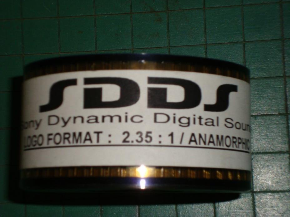 35mm Film Snipe SONY DYNAMIC DIGITAL SOUND