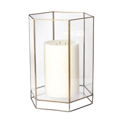 Dimond Home Glass Oriel 15-Inch Candle Holder - 784053
