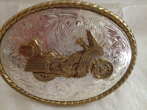 Bikers Belt Buckle. New. Free Shipping