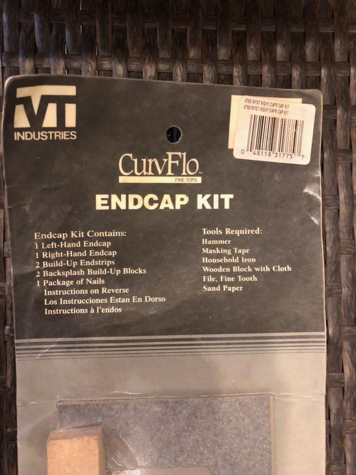 CurvFlo Endcap Kit - Myst Night 4760