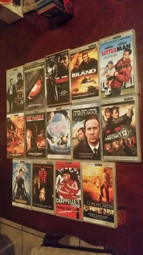 Sony PSP UMD movies Lot