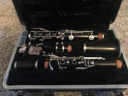 Vintage Selmer Signet 100 BB Wood Clarinet