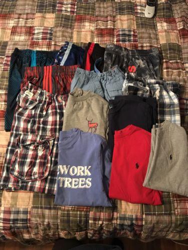 13 Piece Boys Clothing Lot size 8