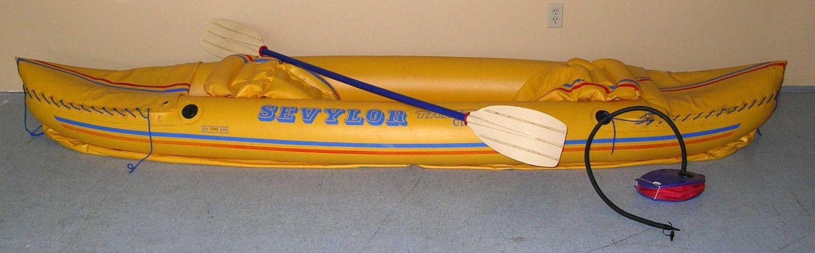 SEVYLOR 10 FOOT CANOE / KAYAK