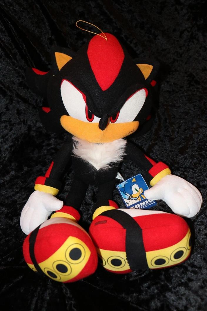 Custom Shadow the Hedgehog Great Eastern 20