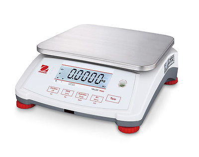 Ohaus Valor 7000 Compact Bench Scale (V71P3T) W/3 Year Warranty Included
