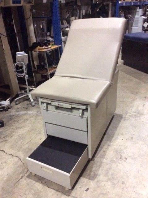 Hamilton Medical Exam Table, Medical, Healthcare, Exam Equipment, Furniture