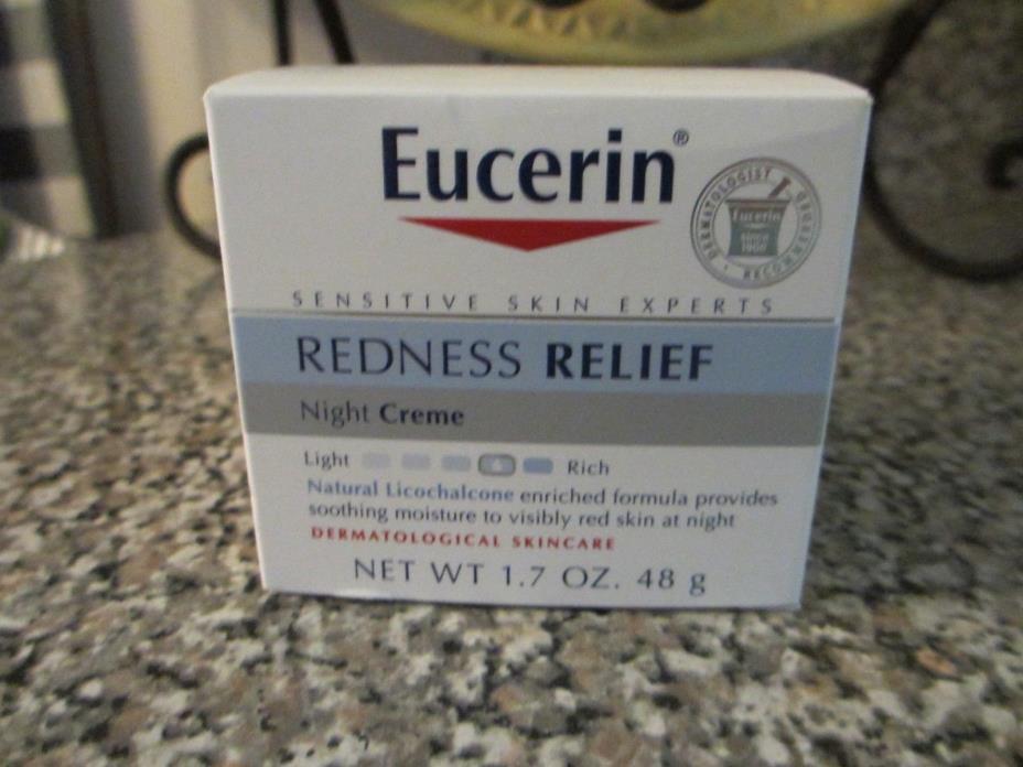Eucerin Redness Relief Night Creme 1.70 oz